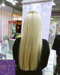 окрашивание волос без аммиака